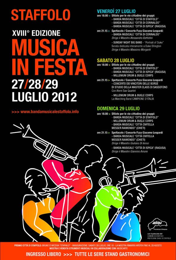 Musica in Festa 2012