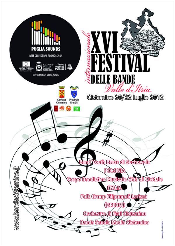 Festival Internazione Valle d'Itria - XVI Edizione