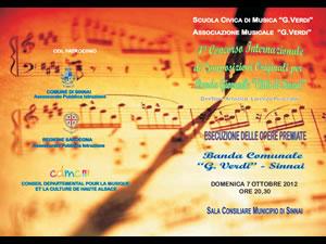 Concerto di Premiazione