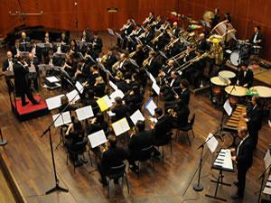 """L'Orchestra di Fiati di Vallecamonica si aggiudica il Concorso Internazionale """"Vall�e d'Aoste"""""""