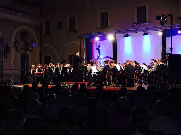A Milazzo vincono la musica e la Banda Musicale P. Mascagni