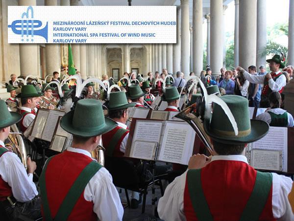 IV Festival Bandistico Internazionale di Karlovy Vary 2017