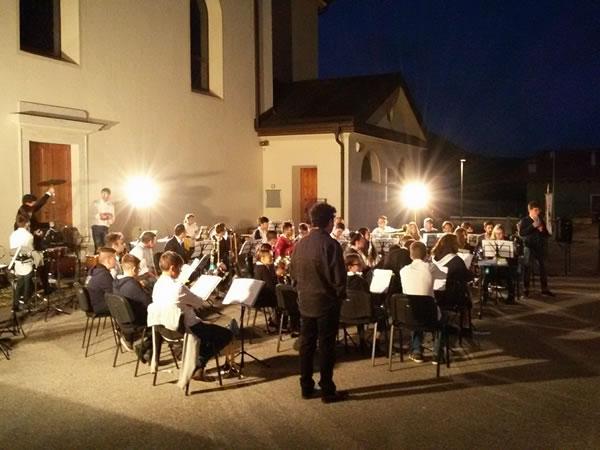 Concluso il Campus Musicale Internazionale con Hardy Mertens