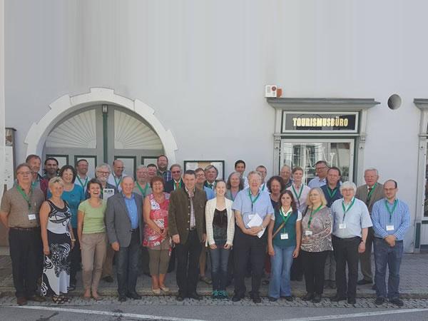 Successo per la XXII conferenza dell'IGEB, 2016