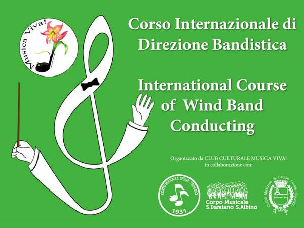 Corso Internazionale di Direzione Bandistica