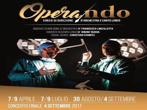 """II Corso di Direzione d'Orchestra e Canto Lirico """"Operando"""""""
