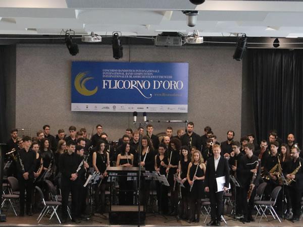 """L'Orchestra """"InCrescenDO"""" trionfa in II categoria ed è seconda assoluta nel concorso Flicorno d'Oro"""