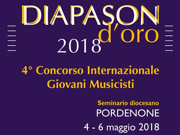 Diapason d'oro - IV Concorso internazionale per giovani musicisti