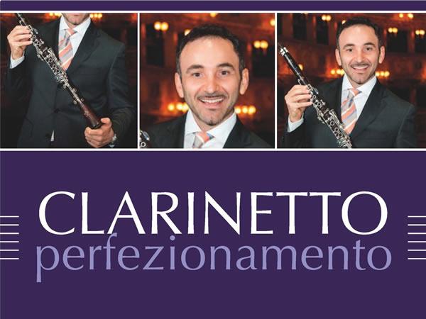 Corso annuale di Perfezionamento - Clarinetto