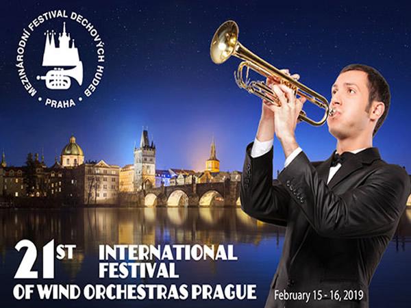 22� Festival Internazionale Bandistico Praga 2020