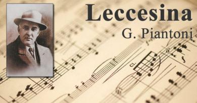 Leccesina – Giuseppe Piantoni