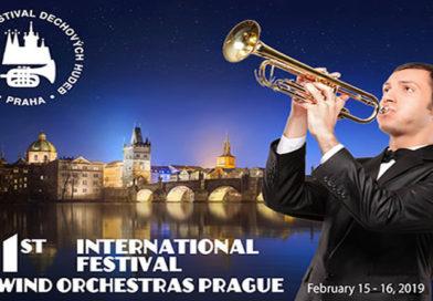 22° Festival Internazionale Bandistico Praga 2020