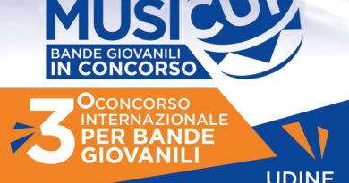 MUSICUP – III Concorso Internazionale per Bande Giovanili