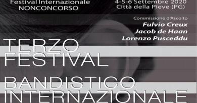 Terzo Festival Bandistico Internazionale Nonconcorso