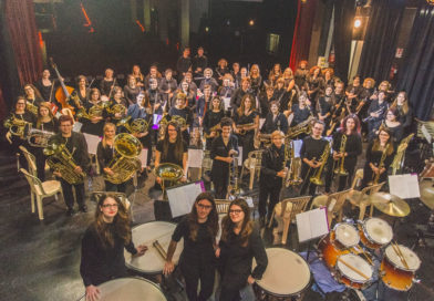Women Wind Orchestra, l'orchestra di fiati al femminile