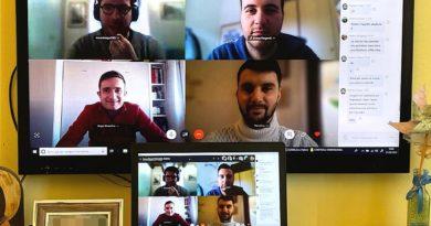 Seminario itinerante per Maestri e Vice Maestri in Toscana: si va avanti in videoconferenza
