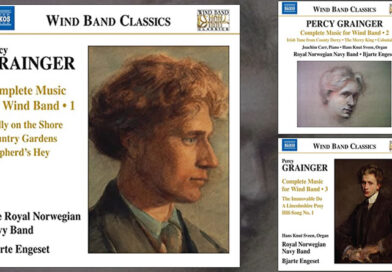 Percy Grainger: Complete Music for Wind Band