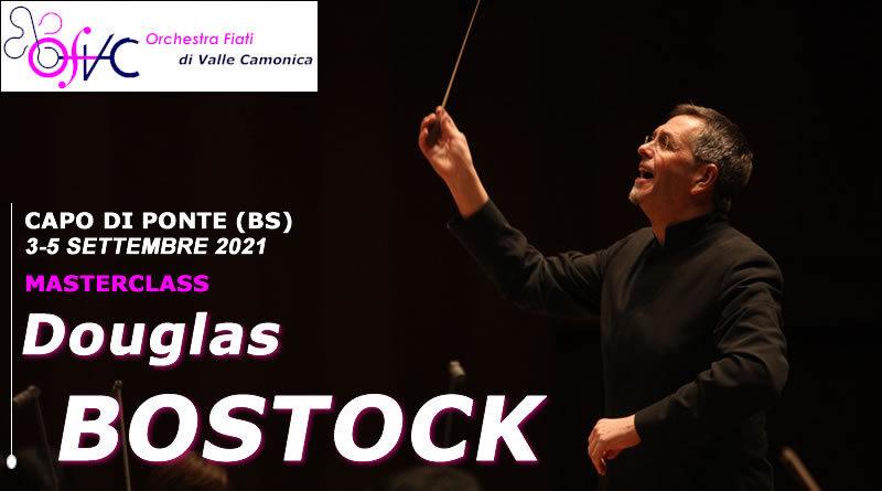 Masterclass Internazionale di Direzione con Douglas Bostock