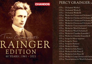 Percy Grainger: The Complete Grainger 2021 Edition