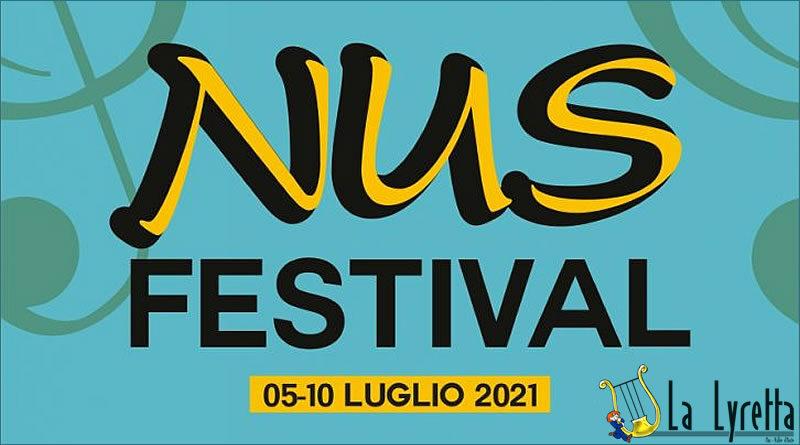 Nus Festival 2021 – Corsi Estivi