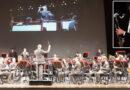 Il M° Rocco Parisi solista di eccezione con la Banda Musicale del Corpo Nazionale dei Vigili del Fuoco